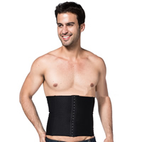 Nylon   Spandex Men Waist Belt skinny   shaped Solid Sold By PC