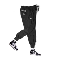 Cotton Men Sports Pants, different size for choice & loose, printed, letter, more colors for choice, Sold By PC