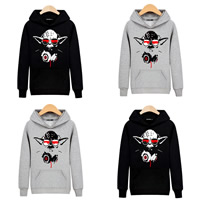 Cotton Men Sweatshirts, different size for choice, printed, Cartoon, more colors for choice, Sold By PC