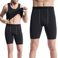 Spandex & Polyester Men Quick Dry Pants, different size for choice, Solid, more colors for choice, Sold By PC