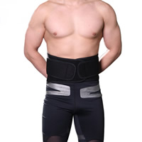 Nylon & Spandex Men Waist Belt, different size for choice, Solid, more colors for choice, Sold By PC