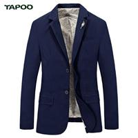 Cotton Plus Size Men Leisure Suit plain dyed Solid Sold By PC