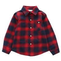 Cotton Children Shirt & unisex printed plaid Sold By PC