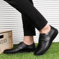 Viscosa & Caucho & Cuero Hombres Zapatos Casual, Sólido, más colores para elegir,  trozo