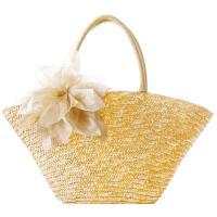 Straw Easy Matching & Weave & Handbag Shoulder Bag Double Straps Solid PC