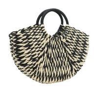 Straw Handmade & Weave Handbag Solid PC