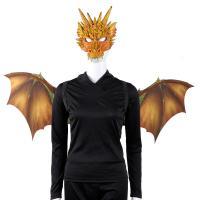 PU Schuim & Lijm gebonden stof Halloween Rekwisieten Masker & Wing Anderen meer kleuren naar keuze stuk