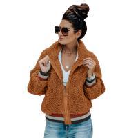 Polyester Frauen Mantel, Solide, mehr Farben zur Auswahl,  Stück